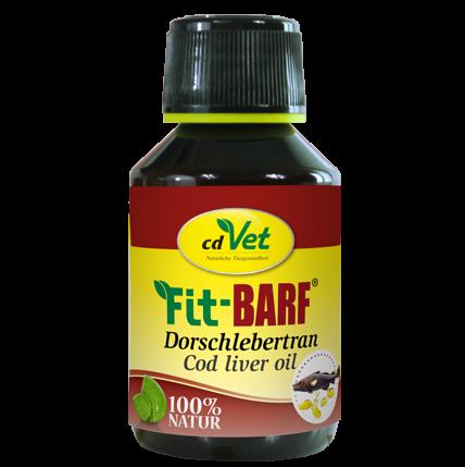 Fit-BARF Dorschlebertran