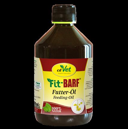 Fit-BARF Futteröl
